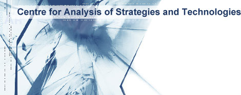 Centre for Analysis of Strategies and Technologies